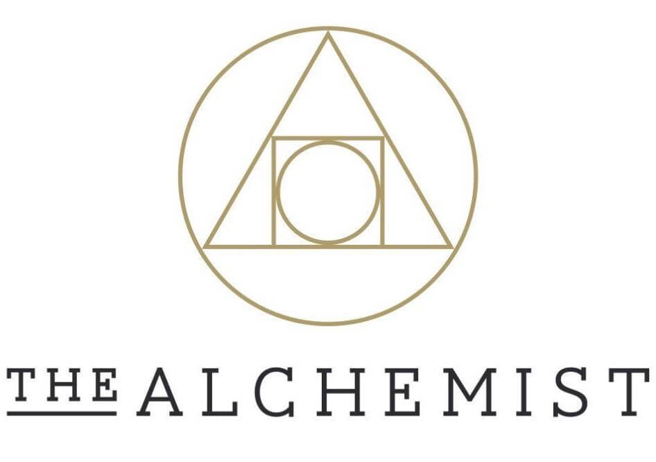The Alchemist Chester Logo on 2015 interior home